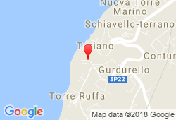Google Map of baia del sole tropea